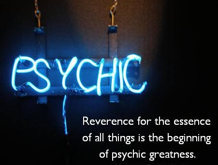 what is a psychic