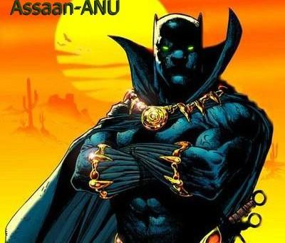guardian angel, black panther