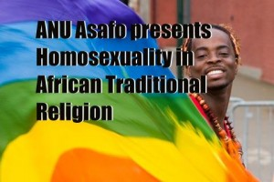 Homosexuality in African Traditional Religions
