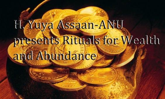 Abundance - Rituals for Wealth
